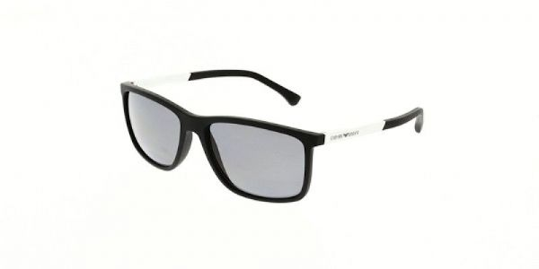 Emporio Armani Sunglasses EA4058 506381 Polarised 58